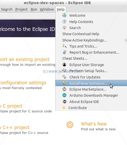 Installing The Eclipse C/C++ IDE For ARM Development | JEHTech